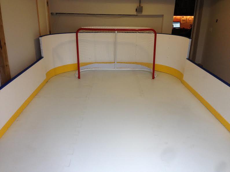 D1 Backyard Rinks Synthetic Ice Basement Or Backyard