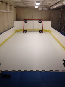 D1 - Photo Gallery - Basement Rink