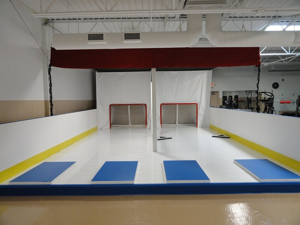 D1 – Photo Gallery – Commercial Shooting Lane