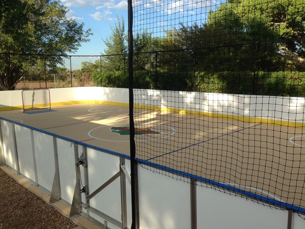 Backyard Rink Boards : rink kits 42 boards d1 backyard rinks rinks year round indoor outdoor
