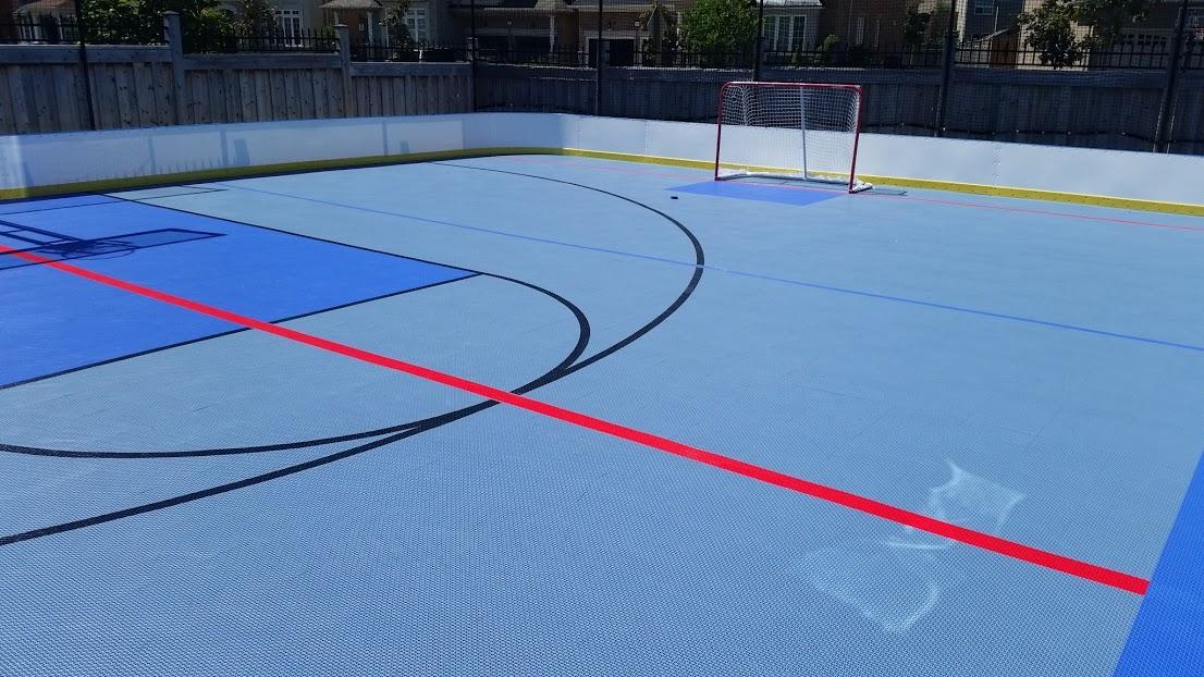 D1 Photo Gallery – Sport Court Rink