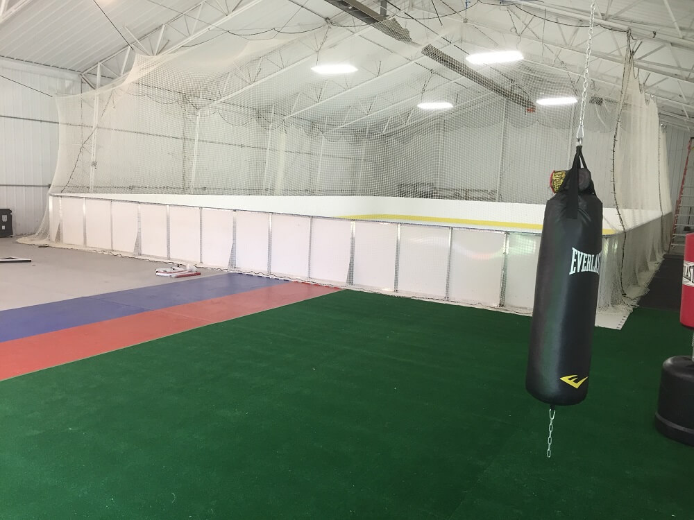D1 Photo Gallery – Commercial Synthetic Ice Rink