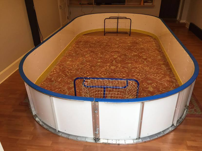 D1 Knee Hockey Rink D1 Backyard Rinks
