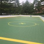 60' x 120' Game Court Rink Farmingdale, NY