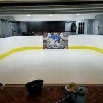 20' x 20' Garage Rink Huntington, NY