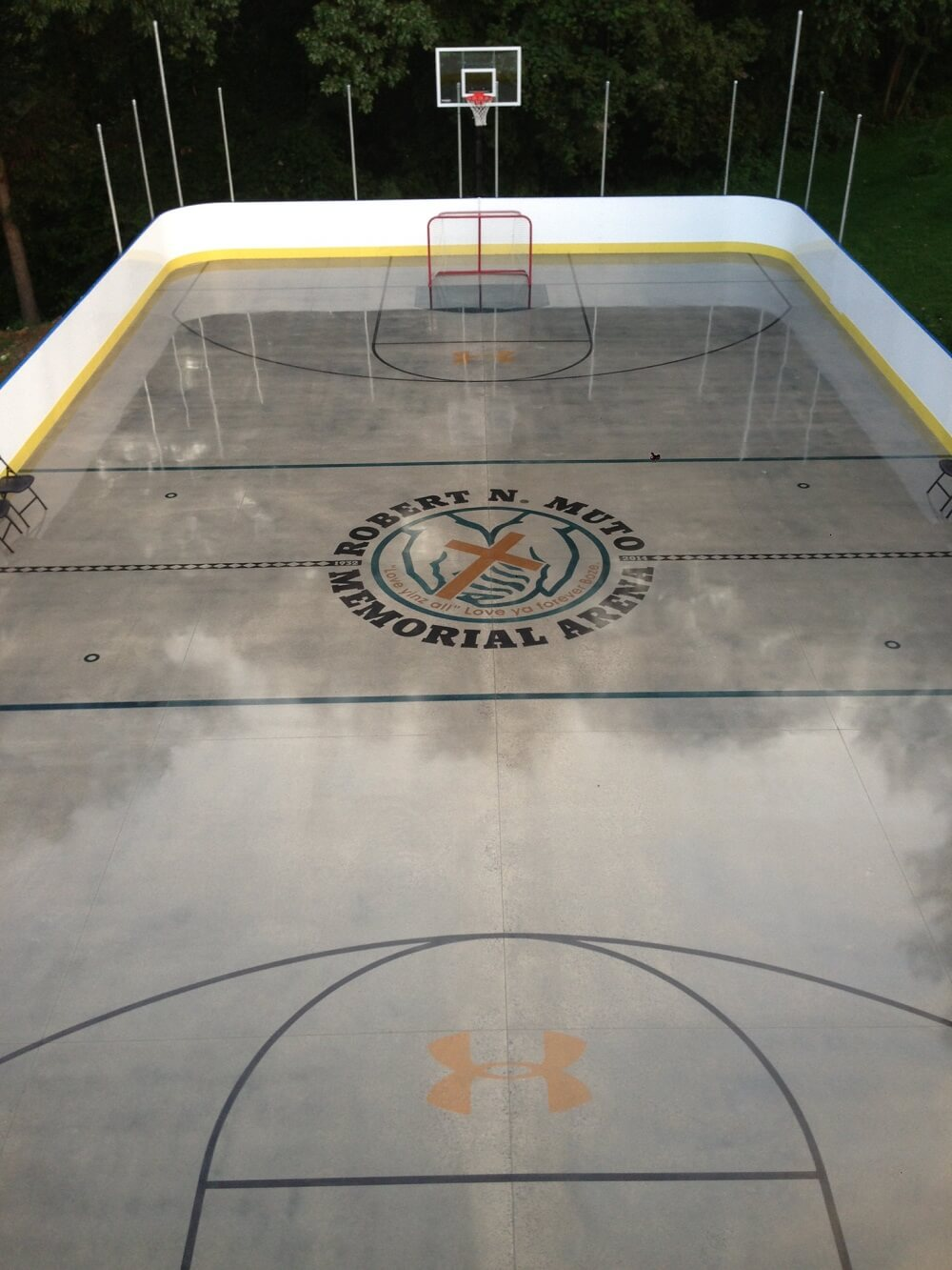 seasonal winter rinks archives d1 backyard rinks