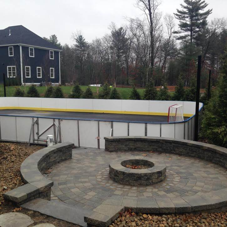 Hockey Boards & Ice Rink Liners
