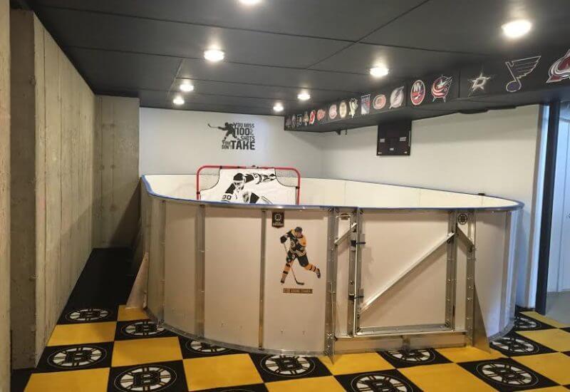 D1 Photo Gallery – Basement Rink