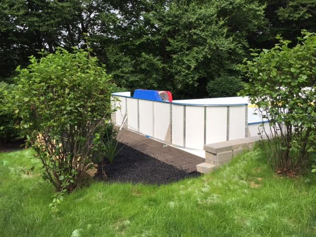 Year Round Rinks Archives D Backyard Rinks - Backyard synthetic ice rink