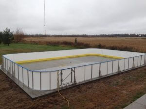 Backyard Hockey Boards - Oak Grove, MN