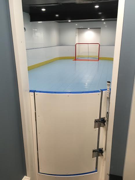 Basement Hockey Rink - Plainview, NY