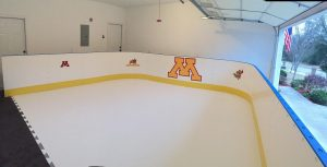 Garage Synthetic Ice Rink - Enterprise, AL