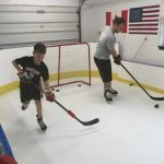 D1 Photo Gallery – Garage Hockey Shooting Lane