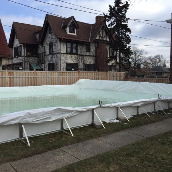 Ice Rink Liners - St. Paul, MN