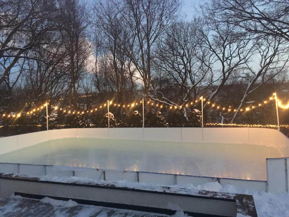 Winter Ice Rinks Synthetic Ice Rinks Amp Accessories D1