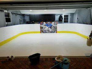 New York Garage Rink