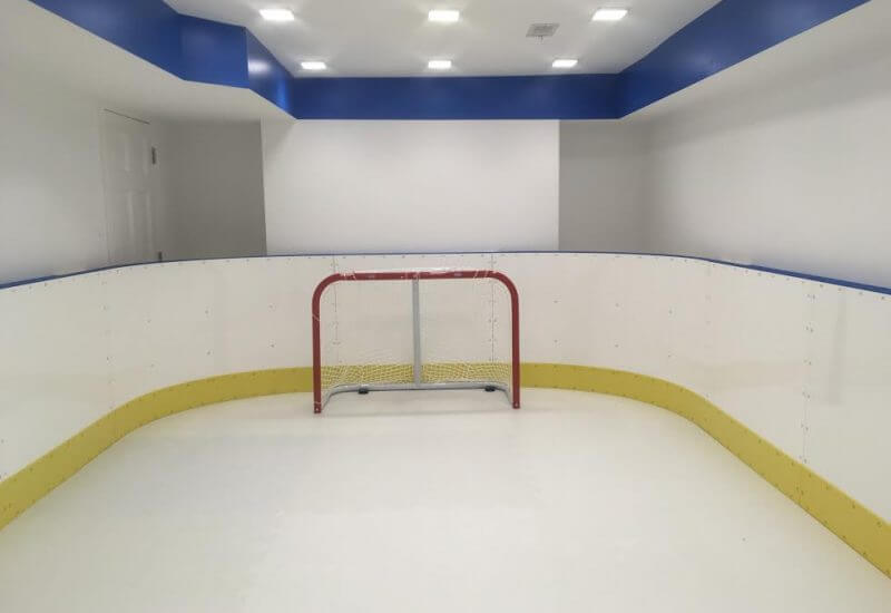 Basement Rink Maryland