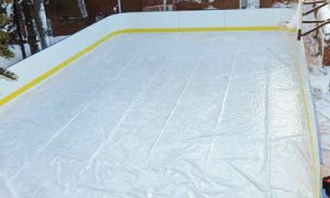 Ice Rink Liners - Duluth, MN