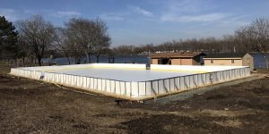 Community Synthetic Ice Rink - Middletown, CT