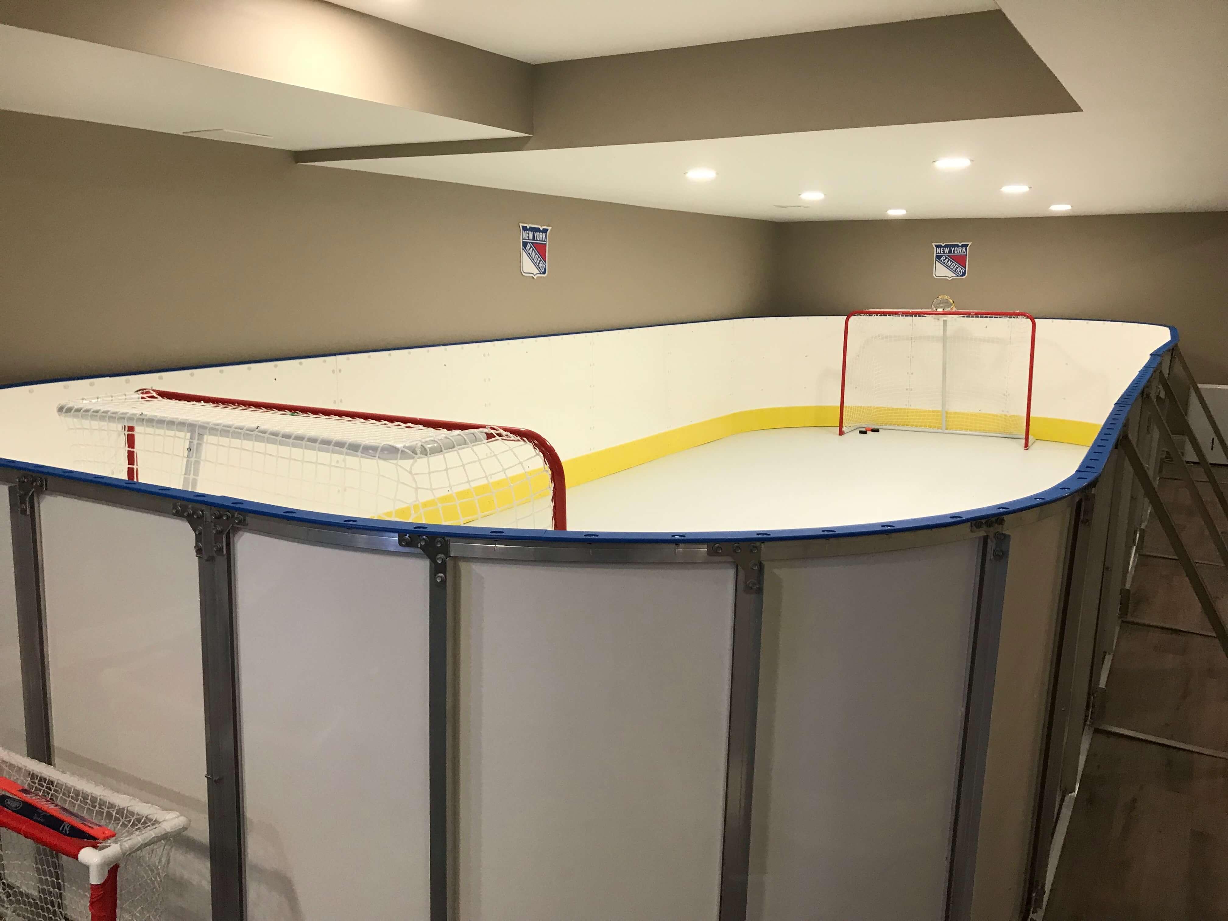 Hockey Boards & Synthetic Ice