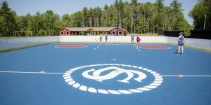 Hockey Boards for Summer Day Camp